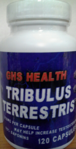 Tribulus 120 Capsules normal rsp £19.99 (Testosterone Booster)